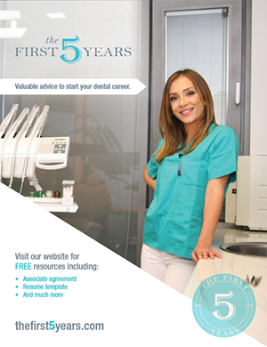 The First 5 Years Cover